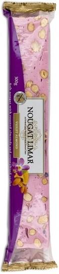Nougat Limar Violet Almond Soft Nougat 300g