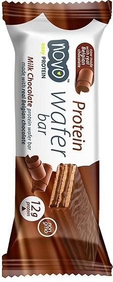 Novo Protein Wafer Bar Milk Chocolate 40g
