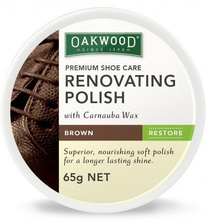Oakwood Renovating Polish Brown 65g