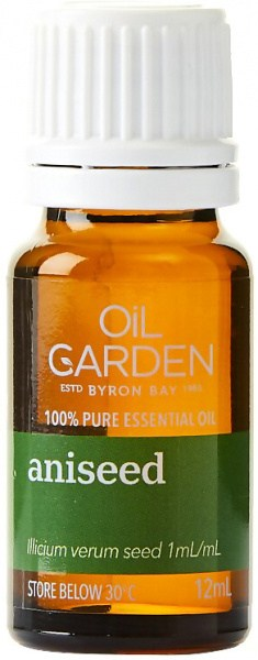 Oil Garden Aniseed Pure Essential Oil 12ml