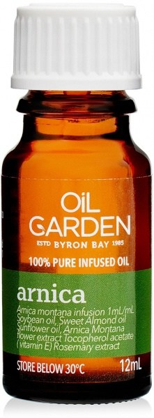 Oil Garden Arnica Pure Infused Oil 12ml