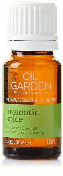 Oil Garden Aromatic Spice Pure Essential Oil Blends 12ml