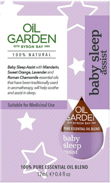 Oil Garden Baby Essential Oil Sleep 12mL