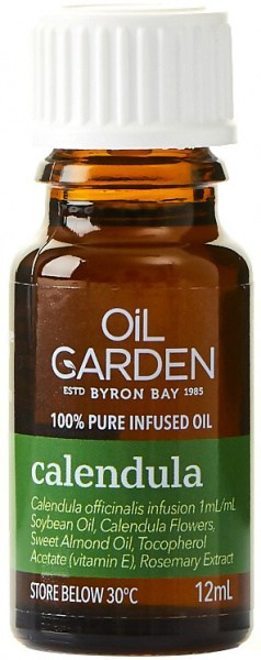 Oil Garden Calendula Pure Infused Oil 12ml