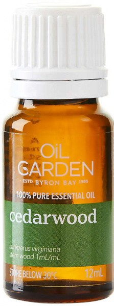 Oil Garden Cedarwood Pure Essential Oil 12ml