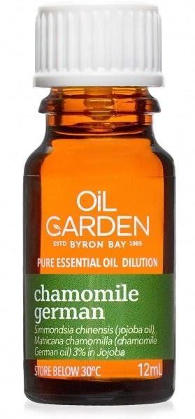 Oil Garden Chamomile German 3% Pure Essential Oil 12ml