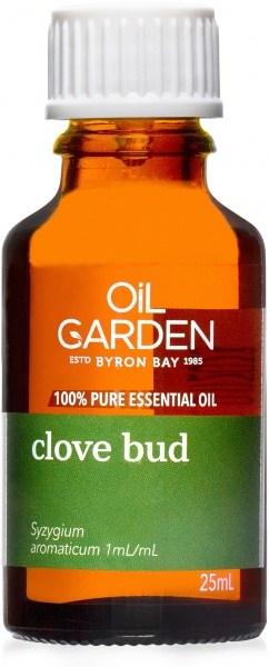 Oil Garden Clove Bud (Pure) Pure Essential Oil 25ml