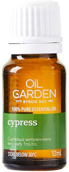 Oil Garden Cypress Pure Essential Oil 12ml