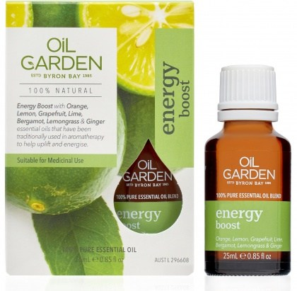 Oil Garden Energy Boost Oil 25ml
