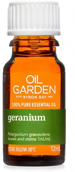 Oil Garden Geranium Pure Essential Oil 12ml