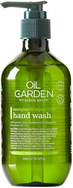 Oil Garden Hand Wash Energise & Rejuvenate 300ml
