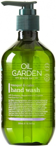 Oil Garden Hand Wash Tranquil & Calm 300ml
