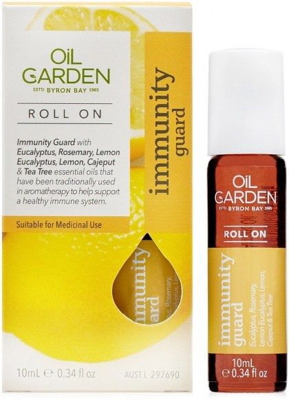 Oil Garden Immunity Guard Roll-On 10ml