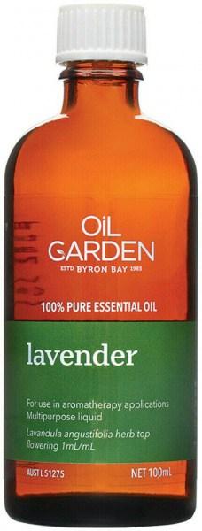Oil Garden Lavender Pure Essential Oil 100ml