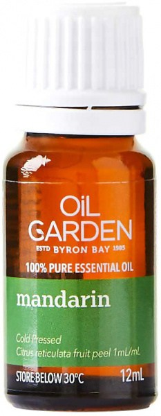 Oil Garden Mandarin  Pure Essential Oil 12ml