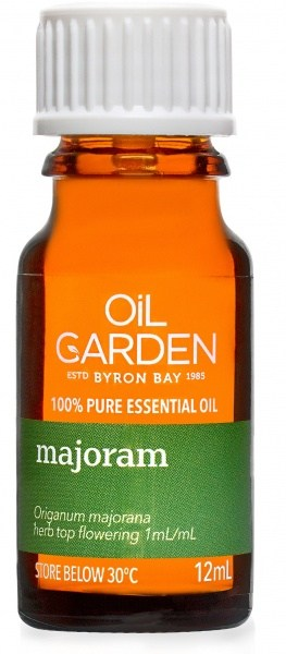 Oil Garden Marjoram  Pure Essential Oil 12ml