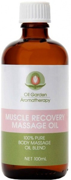 Oil Garden Muscle Recovery Massage Oil 100ml