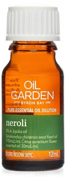 Oil Garden Neroli 3% Pure Essential Oil 12ml