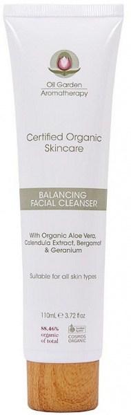 Oil Garden Organic Skincare Balancing Facial Cleanser 110ml
