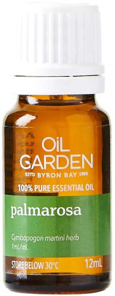 Oil Garden Palmarosa Pure Essential Oil 12ml