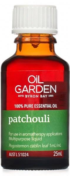 Oil Garden Patchouli Pure Essential Oil 25ml