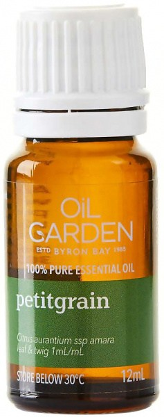 Oil Garden Petitgrain Pure Essential Oil 12ml