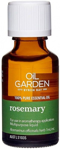 Oil Garden Rosemary Pure Essential Oil 12ml