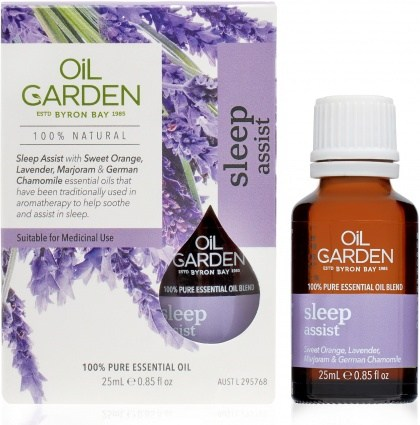 Oil Garden Sleep Assist Oil 25ml