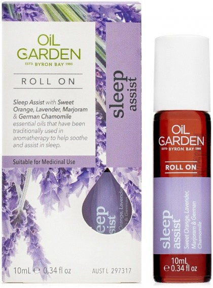 Oil Garden Sleep Assist Roll-On 10ml
