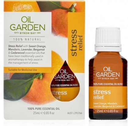 Oil Garden Stress Relief Oil 25ml