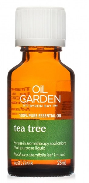 Oil Garden Tea Tree  Pure Essential Oil 25ml