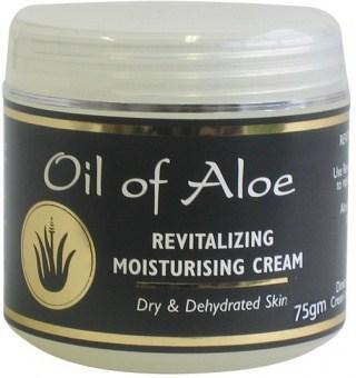 Oil of Aloe Revitalizing Moisturising Cream 75g