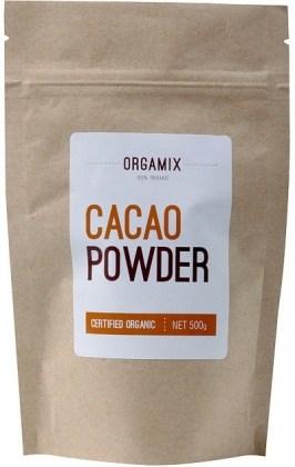 Orgamix Organic Cacao Powder  500g