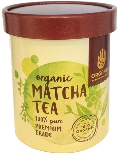 Orgamix Organic Matcha Tea Powder  75g