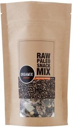 Orgamix Organic Raw Paleo Snack Mix  175g