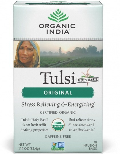 Organic India Tulsi Original Tea 18Teabags