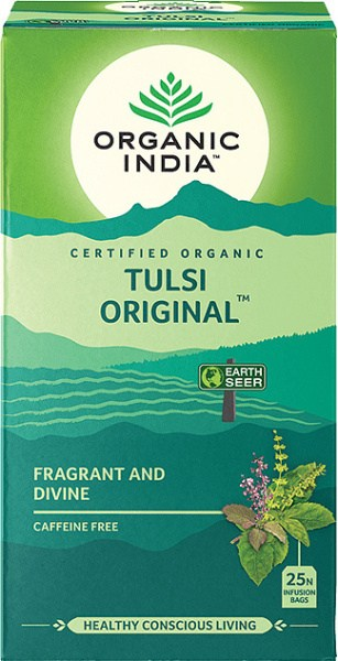 Organic India Tulsi Original Tea 25Teabags