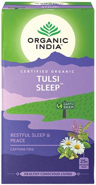 Organic India Wellness Tulsi Sleep Tea 25Teabags