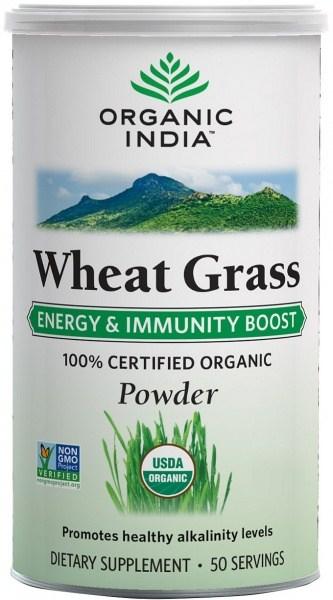 Organic India Wheat Grass Powder 100g