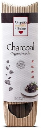 Organic Noodle Kitchen Charcoal 200g