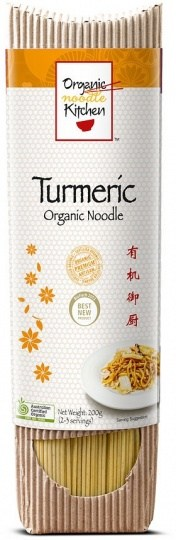 Organic Noodle Kitchen Turmeric 200g
