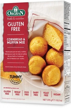 Orgran Cornbread & Muffin Mix 375gm
