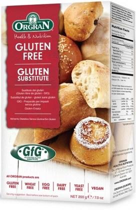 Orgran Gluten Free Gluten Substitute 200gm