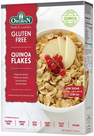 Orgran Quinoa Flakes  350g