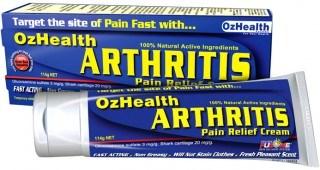 Oz Health Arthritis Pain Relief Cream 114g