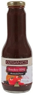 Ozganics Smokey BBQ Marinade  350ml