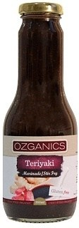 Ozganics Teriyaki Marinade  350ml