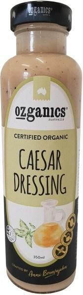 Ozganics Organic Caesar Dressing  350ml