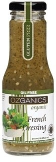 Ozganics Organic French Dressing  250ml
