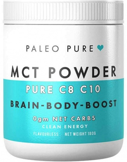 Paleo Pure MCT Oil Powder 180g